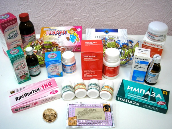 гомеопатические лекарства