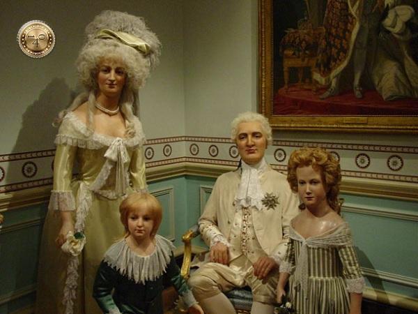 семья короля Франции