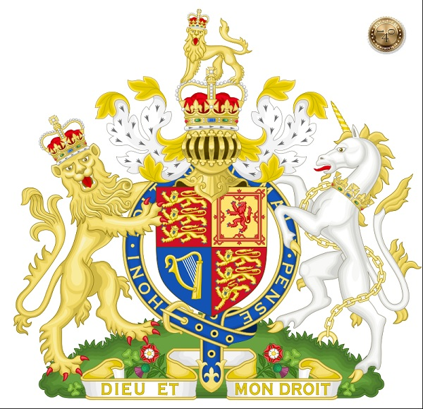 английский герб