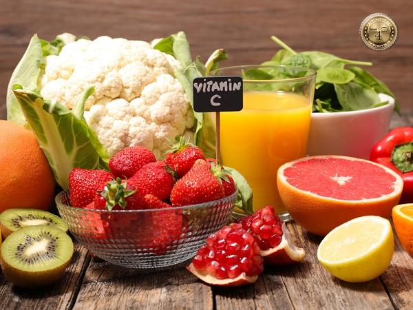 витамин С в фруктах и овощах