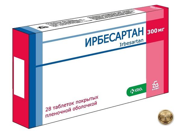препарат ибесартан