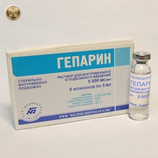 препарат гепарин