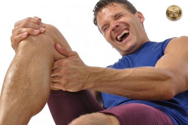 спазм мышц