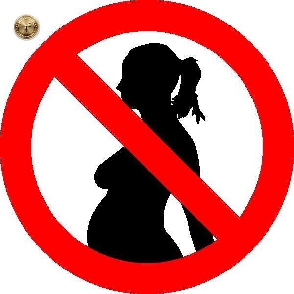беременным запрещено