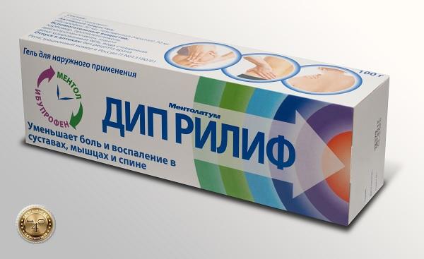 препарат дип рилиф