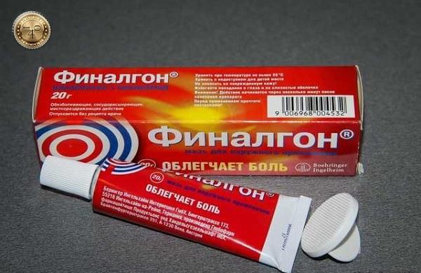 препарат финалгон