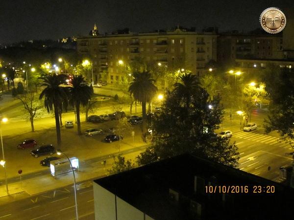ночная Севилья