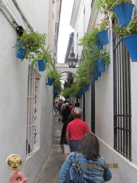 Цветочный переулок в еврейском квартале