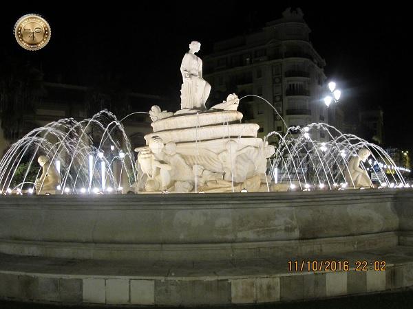 фонтан в Севилье