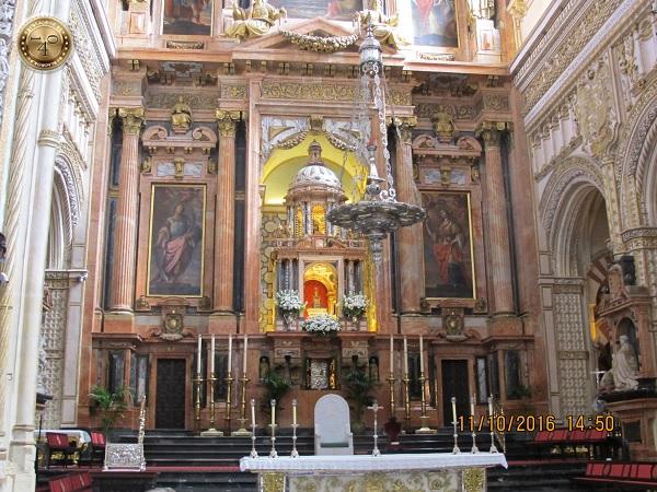 икоростас Кафедрального собора