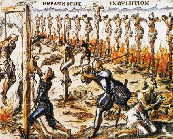 казнь еретиков