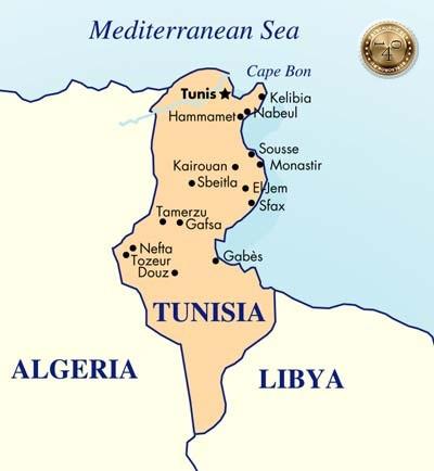 Кайруан Тунис