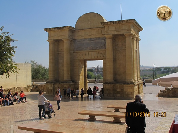 триумфальная арка в Кордобе