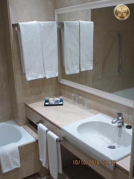 туалетная комната в гостинице