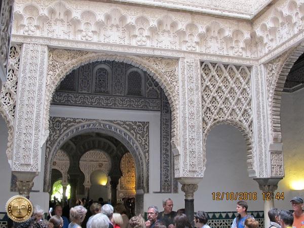 арабские чудеса в Алькасаре
