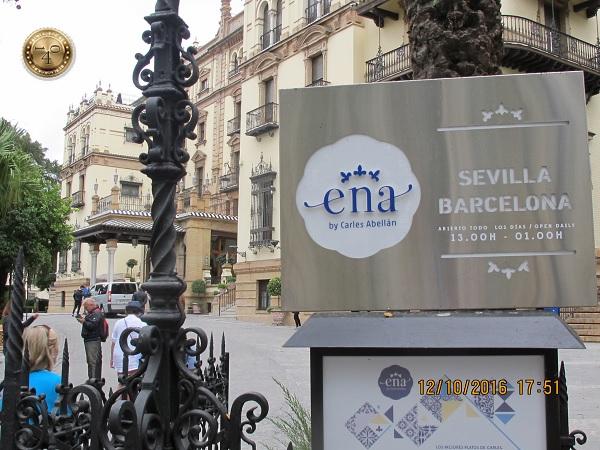 гостиница Барселона в Севилье