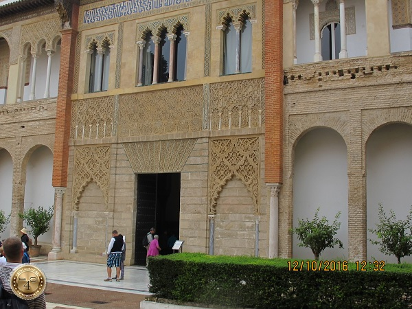 дворец Педро I Жесткого