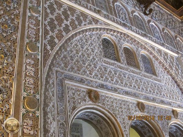 арабские фантазии в Алькасаре