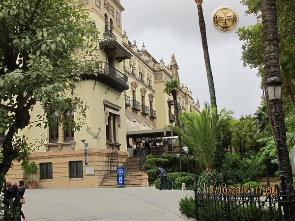 гостиница в Севилье