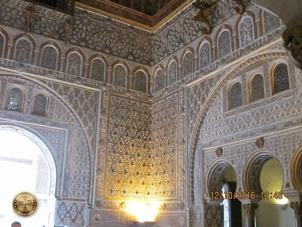 красота по-арабски в Алькасаре
