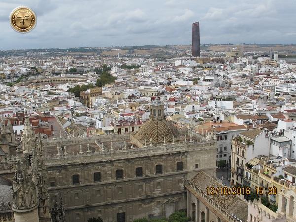 небоскрёб в Севилье есть