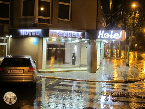 гостиница Пасарела в Севилье
