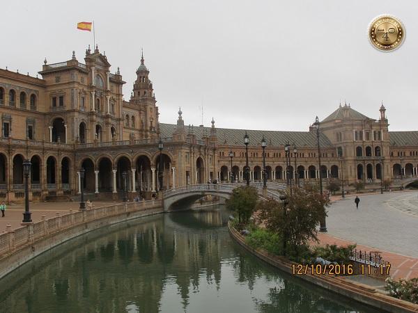 павильон Испании в Севилье