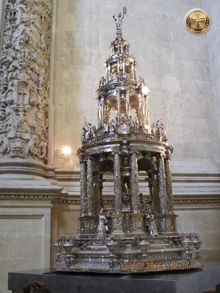 сокровище Кафедрального собора в Севилье
