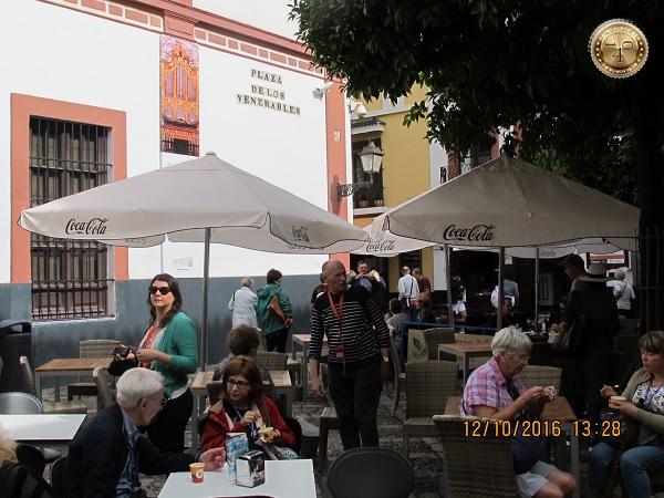 площадь De Los Venerables