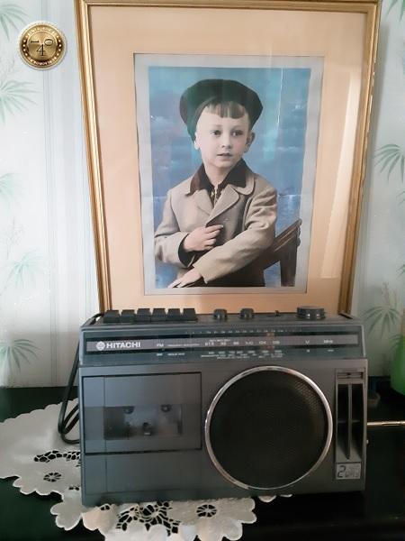 магнитофон с компакт-кассетой