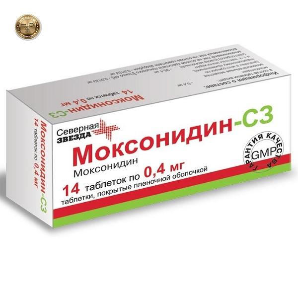 Препарат москонидин-с3