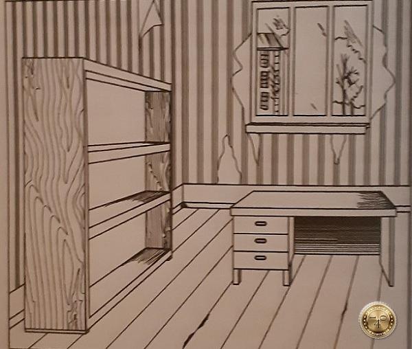 комната с секретом