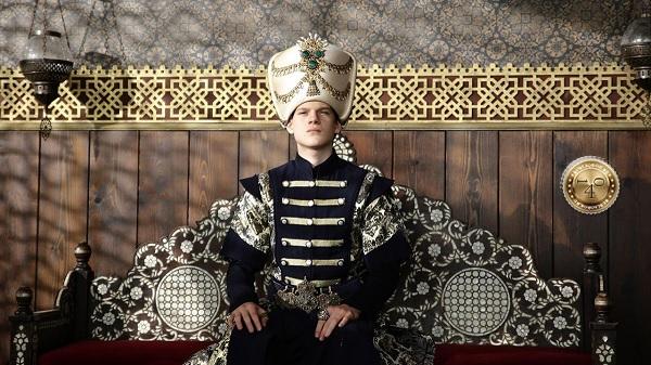 молодой султан