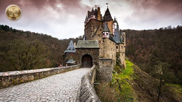 замок банкира
