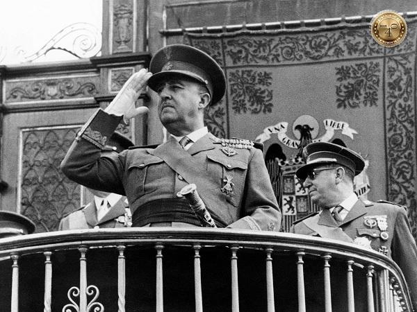 диктатор Франко