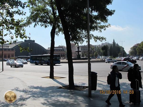 Площадь Аточе