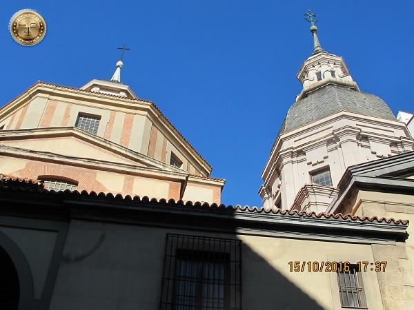 Церковь в Мадриде