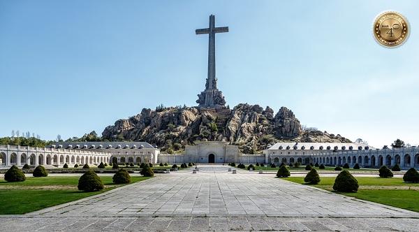 Здесь могила Франко