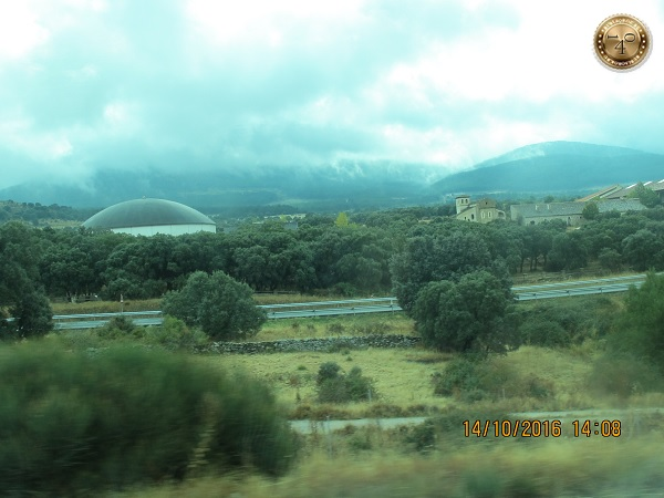 Дорога в Сеговию