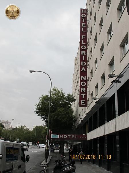 """Отель """"Флорида"""" Мадрид"""