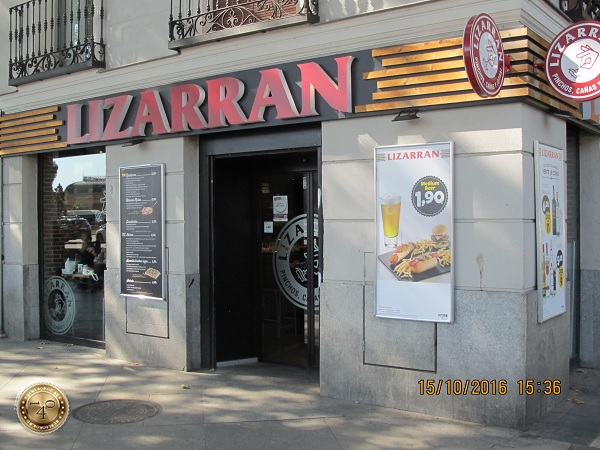 Кафе Lizzarane