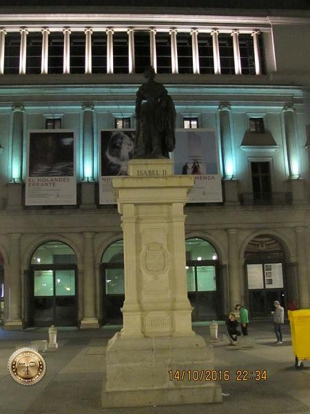 Памятник Изабель II