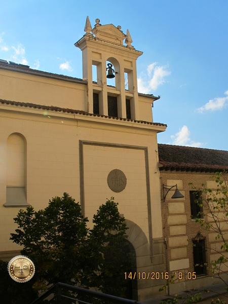 Синагога в Сеговии