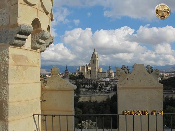 Вид с башни Хуана II