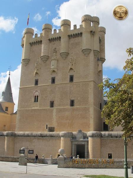 """Замок """"Алькасар"""""""