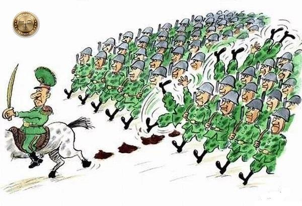В атаку на врага