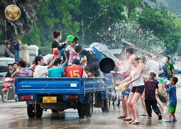 """праздник """"Пимай"""" в Лаосе"""