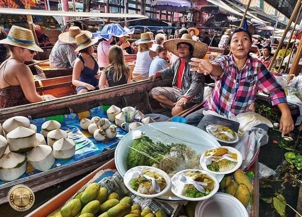 овощной базар