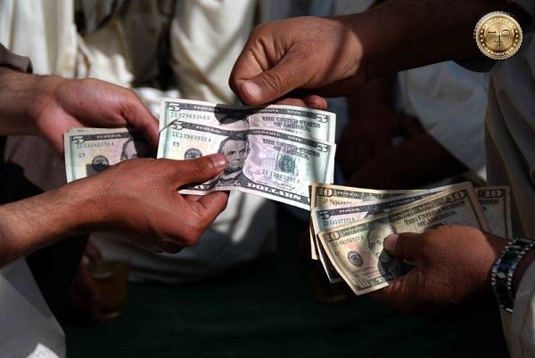 Нелегальный обмен валюты